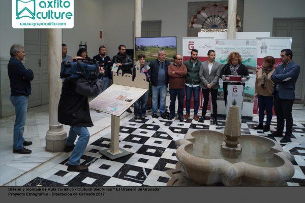 Proyecto Etnográfico «Siete Villas El Granero de Granada»
