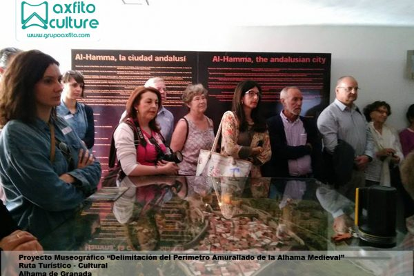 """Proyecto """"Delimitación del Perímetro Amurallado de la Alhama Medieval"""""""