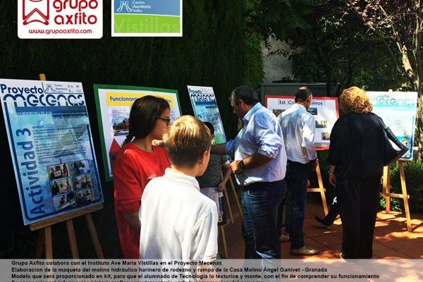 Colaboración en Proyecto Mecenas «Huellas de tu Barrio»