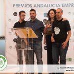 Premio Andalucia Emprende en la provincia de Granada para Tifloactiva